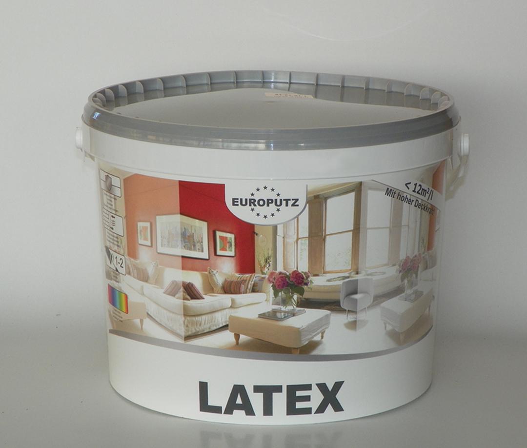 Farba latex do wnętrz