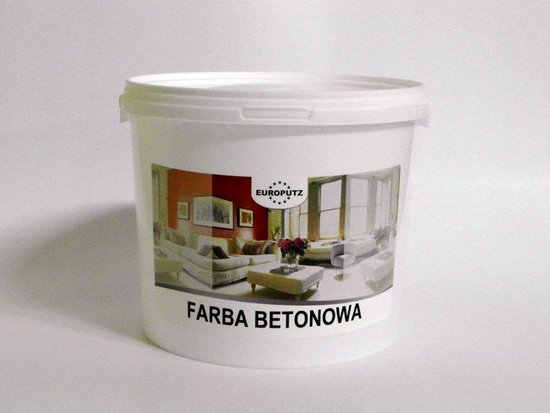 Farba Betonowa